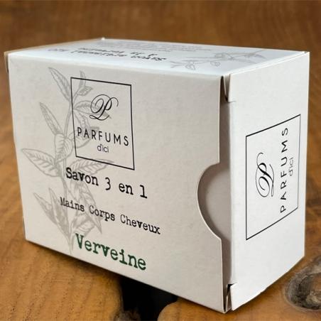 Savonnette BIO 3 en 1  140 grs - 1 pièce