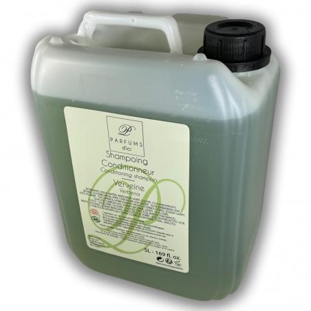 Après-shampooing Verveine Bio en bidon de 5 litres