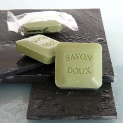 Savon végétal 20gr Verveine, Sous flowpack (100 pcs)